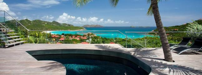 Panama at Saint Jean, St. Barth - Walk To Beach, Boutiques and Restaurants, Ocean View - Image 1 - Camaruche - rentals