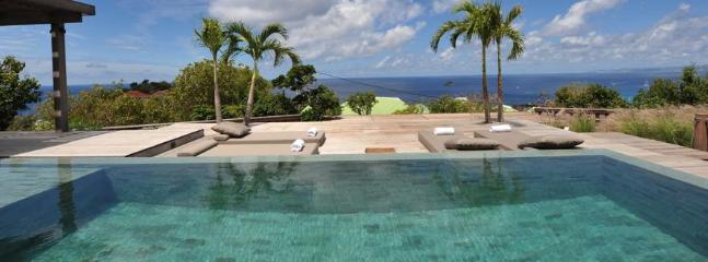 Rock U at Lurin, St. Barths - Short Drive To Beach, Ocean View, Sunset View - Image 1 - Lurin - rentals