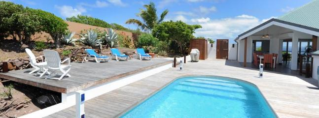 Sea Nymph at Montjean, St. Barth - Ocean View, Private, Pool - Marigot vacation rentals