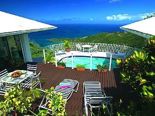 Diamond Crest Villa - Tortola vacation rentals