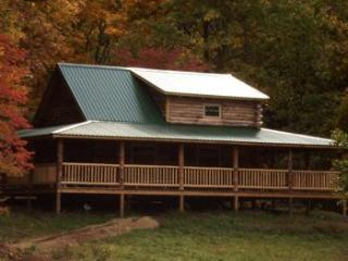 The Knotty Cabin - Scio vacation rentals