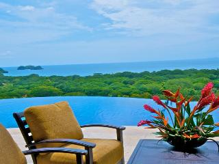 Luxury 7 bedroom Ocean View Villa - Playa Hermosa vacation rentals