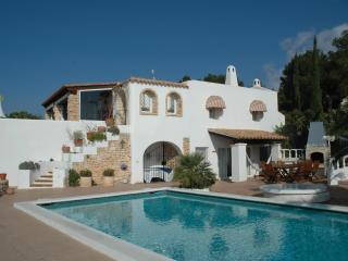 IBIZA 6 bedroom Villa views to sea & Formentera - Ibiza vacation rentals