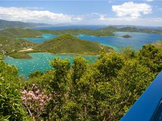 Fabulous View, Authentic Charm - $190/nt & up, 2-4 - Coral Bay vacation rentals