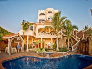 Sandcastle Villa Private Beachfront Resort - Mazatlan vacation rentals