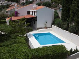 Villa with pool and sea views, 60m from a beach - Baška vacation rentals