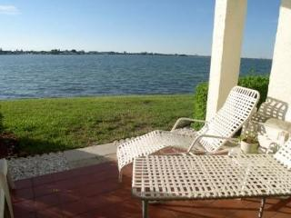 Casa Del Mar G-106 Private patio with Amazing view of the Bay - Florida North Central Gulf Coast vacation rentals