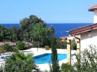 Spacious seaside villa & pool in unspoiled Kayalar - Kayalar vacation rentals
