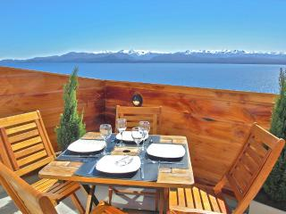 Unbeatable Location & Lake Views, Amazing Terrace! - Patagonia vacation rentals