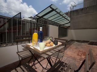 Be Barcelona Pg de Gracia catalan terrace,7 guests - Barcelona vacation rentals