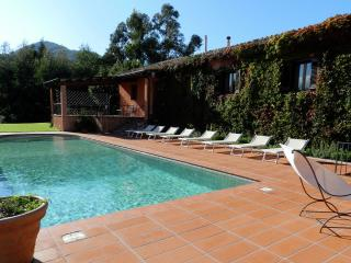 GORGO: luxury villa with pool, tennis cour - Ribera vacation rentals