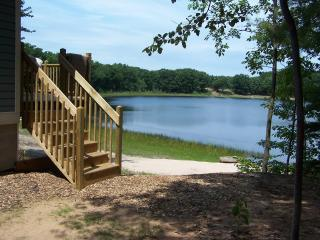 Lakeside House a retreat on beautiful Glovers Lake - Frankfort vacation rentals