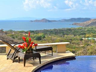 Incredible 5 Bedroom Ocean View Villa - Playa Hermosa vacation rentals