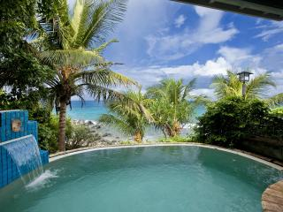 Romantic Beachfront Honeymoon Villa/Very Private ! - Virgin Gorda vacation rentals