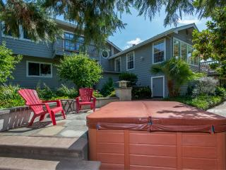 EXECUTIVE WINE COUNTRY HOME HEART OF SONOMA VALLEY - California Wine Country vacation rentals