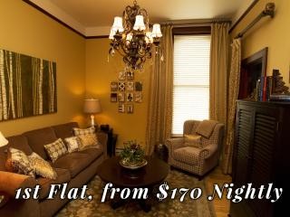 3rd Street Flats - 11 unique downtown apartments - Willamette Valley vacation rentals
