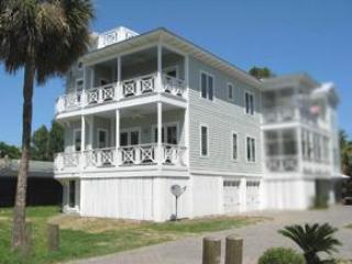 4 Bedroom Coastal Retreat with Elevator - Tybee Island vacation rentals