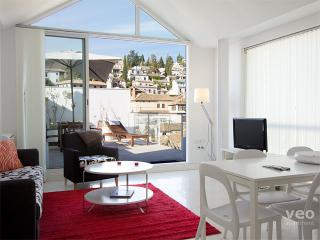 Granada Loft 6. 2 bedrooms for 6, terrace - Lecrin Valley vacation rentals