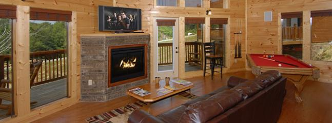 Amazing Grace - Image 1 - Pigeon Forge - rentals