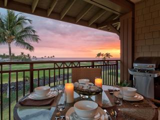 Oceanview 2Br Halii Kai Condo12A-(cleaning and resort fees included) - Waikoloa vacation rentals