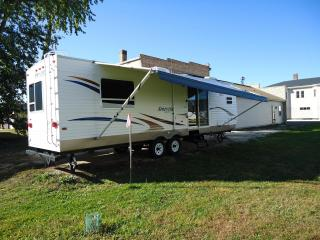 $50/1br-33' Camper-Lake Winnebago Vacation Rental - Hilbert vacation rentals