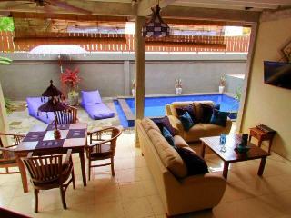 Villa Aqua, 2-bedroom with pool, walk to beach - Seminyak vacation rentals