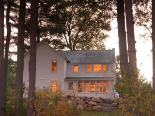 1800's Lakefront Farmhouse with Gorgeous Views - Wells vacation rentals