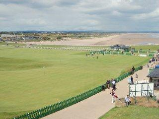 View from Apartment - Luxury Apartment, St Andrews A GOLFER'S HEAVEN!!!! - Saint Andrews - rentals