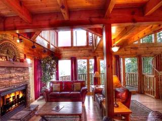Fabulous View; Privacy; 5* Service; Pool; Luxury - Gatlinburg vacation rentals