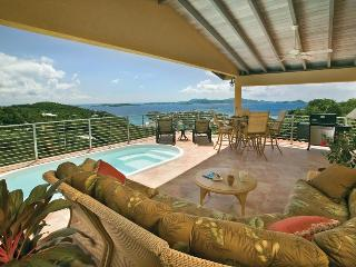 Ginger Thomas Luxury Villa Aug/Sep Special now - Cruz Bay vacation rentals