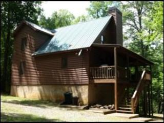 Riverside Retreat Cabin - Riverside Retreat, Relax on the River, Coosawattee - Ellijay - rentals