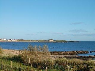 Victorian Beachfront house in sought after Elie - Image 1 - Elie - rentals