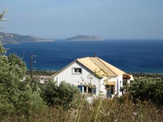 Apartment with spectacular views on Ionean sea! - Koroni vacation rentals