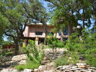 Romantic Straw Bale Home on Lake Travis - Spicewood vacation rentals