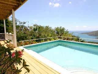 Charming luxury villa/ Super views/ Sleeps 2-8 - Saint John vacation rentals