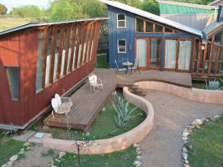 Eco-Funky Retreat Cabins on Lake Travis - Leander vacation rentals