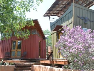 The Romantic Red Room Eco-Cabin on Lake Travis - Spicewood vacation rentals
