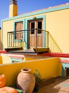 The Cliff House - Koskinou vacation rentals