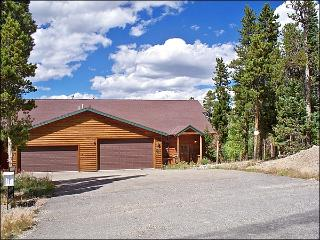 Stunning Mountain Views - Recently Updated Mountain Home (13342) - Breckenridge vacation rentals