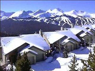 Modern Mountain Townhome - Only 1.5 Blocks to Shuttle  (6164) - Breckenridge vacation rentals