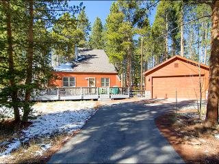 Pet Friendly  - Secluded on One-Acre Lot (13155) - Breckenridge vacation rentals