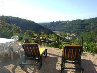 Stone house 6 pers, spectacular views, Arganil 7km - Beiras vacation rentals