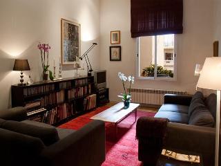 Modern and elegant apartment Plaza Colon - Madrid vacation rentals