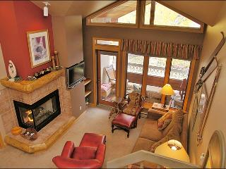 Air Conditioned Top Floor Unit with Elevator Service - 11 Hot Tubs, 2 Tennis Courts, Outdoor Fireplace (5870) - Steamboat Springs vacation rentals