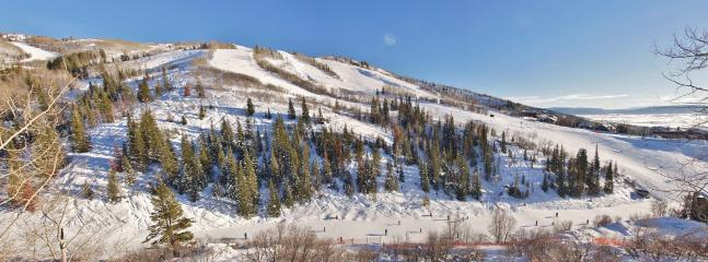 This Top Floor Condo faces the slopes & has Amazing Panoramic Views! - Incredible Views, Great Amenities, Low Rates - Ski, Bike, or Hike from your door (5337) - Steamboat Springs - rentals