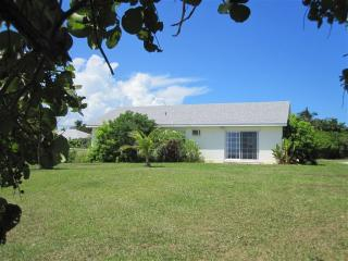 Yellow Elder from $1,600/week - Abaco vacation rentals