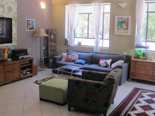 great cosy apartment minutes walk from the beach - Herzlia vacation rentals