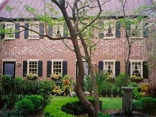 Secluded Historic Downtown Kitchen House w/ garden - Charleston vacation rentals