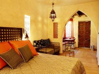 Moroccan stile designed studio in German Colony - Srigim vacation rentals