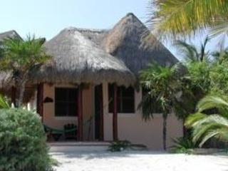 Romantic Beachfront Casitas of Nah Uxibal - Soliman Bay vacation rentals
